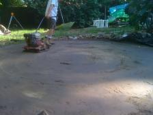 Pool Pad Preparation