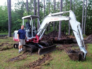 Stump Removal - Northeast Florida