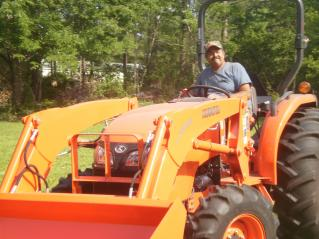 Tractor Work - John DeGolyer  904-298-7797 Keystone Heights Florida